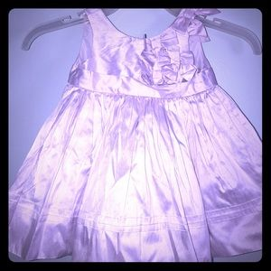 Janie and jack special occasion 6-12months Dress